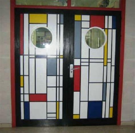 piet mondrian inspiration piet mondrian inspiration puertas doors