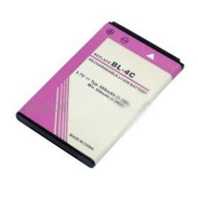 Baterai Nokia Bl 4c 2350mah 1 baterai nokia bp 4l oem black jakartanotebook