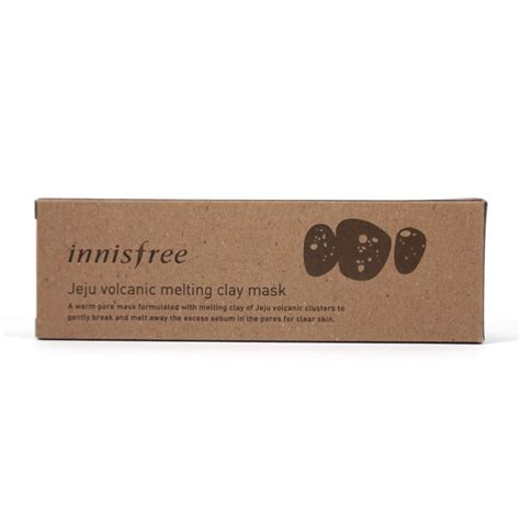 Masker Innisfree Jeju Volcanic innisfree jeju volcanic melting clay mask review