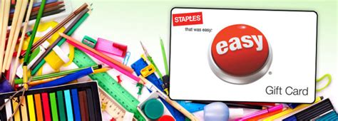 Staple Gift Card - staples 15 gift card for just 8