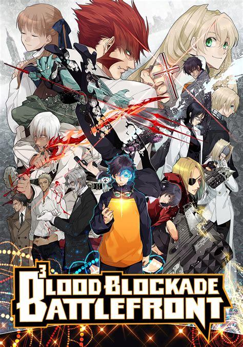 blood blockade battlefront kekkai sensen tv fanart fanart tv