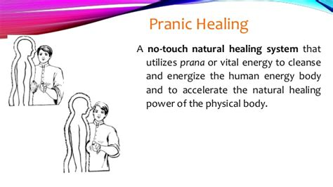 Pranic Healing And Detox by Traditional Medicines Or
