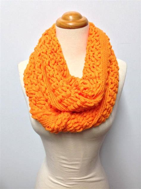 two color knit scarf two knit pattern 9 color infinity scarf ebay