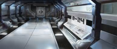 Spacecraft Interior by 1000 Images About Scifi Environments On