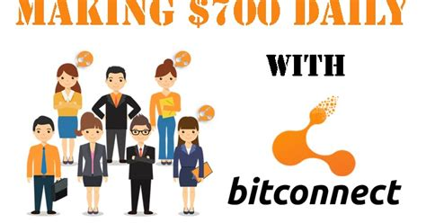 bitconnect sponsor how i earn 700 a day from bitconnect