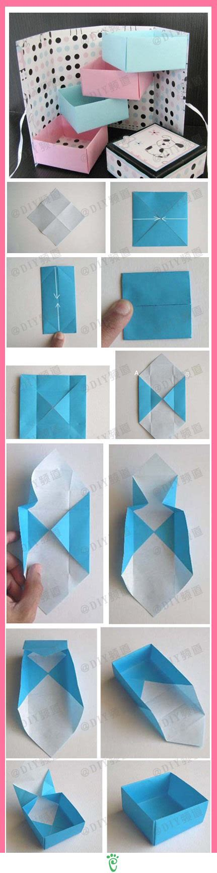 Paper Box Crafts - diy paper box pictures photos and images for