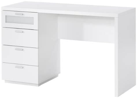cheap white desk with drawers tvilum 8100149 seattle desk white