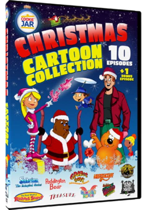 405794 cartoon network christmas yuletide follies mill creek entertainment christmas dvd giveaway