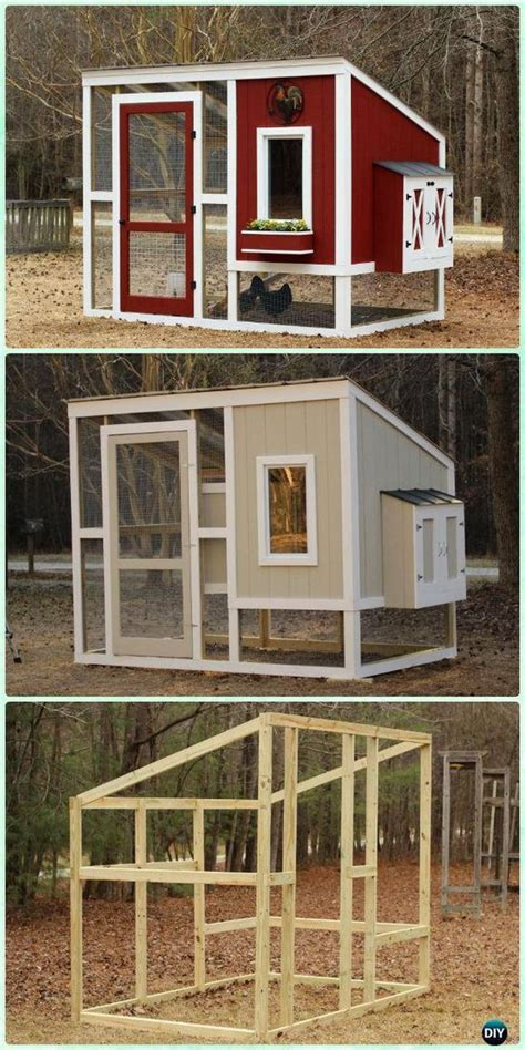 diy wood chicken coop  plans chicken coop pallets