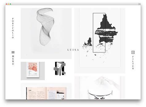 wordpress themes graphic design portfolio free best minimalist wordpress themes for creatives 2017 colorlib