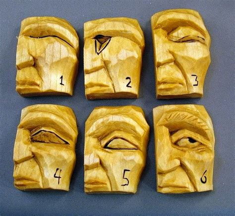 carving eyes carving tutorials pinterest eyes