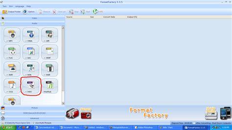 format wav adalah inspirasi cara merubah mp3 menjadi wav dengan format factory