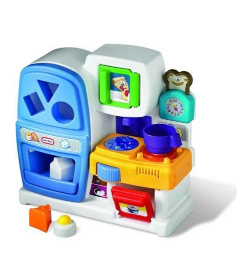Tikes Discover Sounds Kitchen by Tikes Discover Sounds Kitchen Play Set Buy