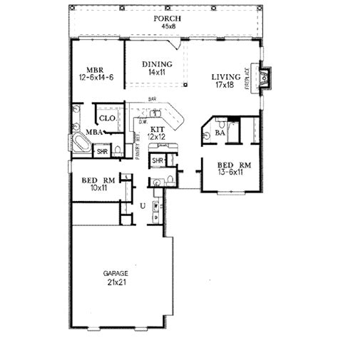 1700 sq ft house plans european style house plan 3 beds 2 5 baths 1700 sq ft plan 15 140