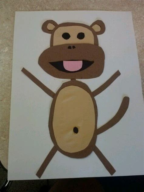 new year craft ideas monkey monkey craft at work ideas for lessons