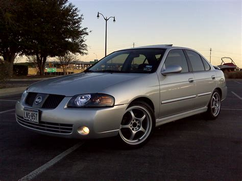 nissan sentra 2006 modified 2006 nissan sentra se r spec v related infomation