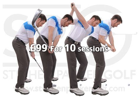 swing series winter swing series stephen packer pga professional