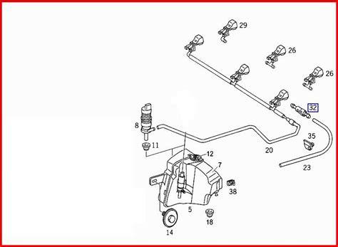 2000 mercedes ml320 system wiring diagrams radio 2000 mercedes ml320 parts diagram sentimusica net