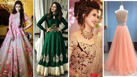 dress patterns by designers latest long dress designs gown pattern 2017 collection
