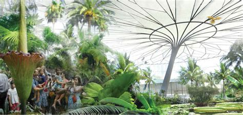The 9 Zoomiest Images In West 8 S Master Plan For The Houston Botanical Gardens
