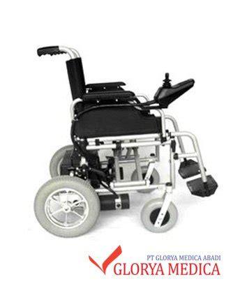 Kursi Roda Elektrik Malang jual kursi roda elektrik kursi roda listrik glorya medica