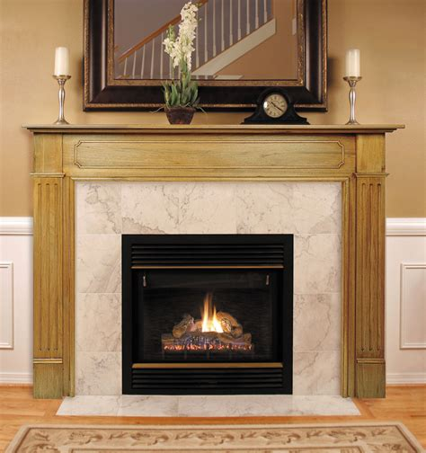 Fireplace Mante by Pearl Mantels Williamsburg Mantel