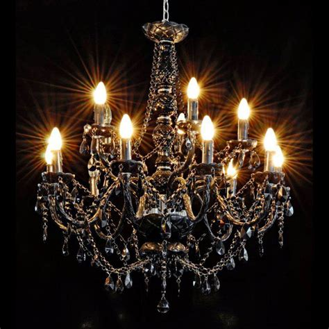 black chandelier a charming way black chandeliers colour story design charming chandeliers l
