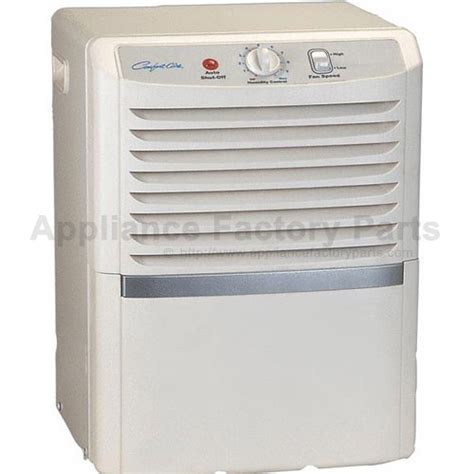 Comfort Aire Dehumidifier Manual parts for bhd 301 d comfort aire dehumidifiers