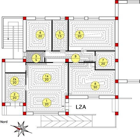 schema impianto riscaldamento a pavimento riscaldamento a pavimento