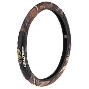 Steering Wheel Cover Realtree Academy Realtree Outfitters 174 Rubber Molded Steering