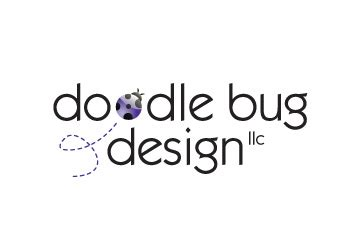 doodlebug llc doodle bug design llc custom logo design northern va