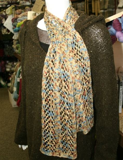 knitted lace scarf patterns 171 free patterns