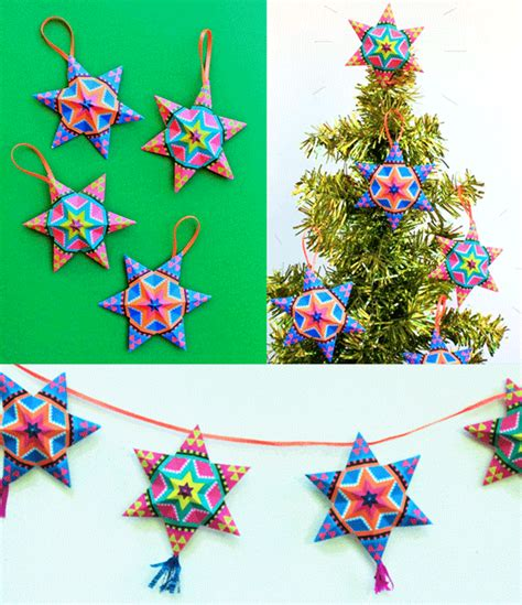 how to make mexican christmas decorations photograph to de
