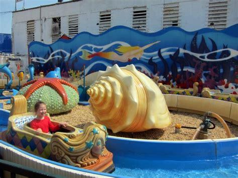 kiddie boat ride nyc coney island new york new luna park wonder wheel other