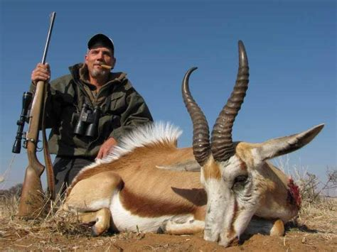 south african kalahari desert gemsbok hunt