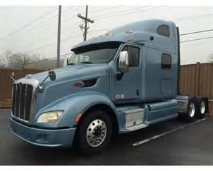 2012 peterbilt 587 sleeper truck for sale gulfport ms