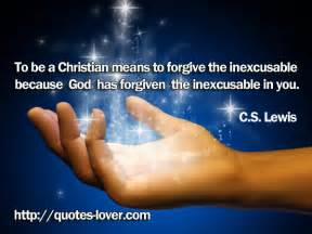To be a christian forgiveness in action inspiration forgiveness