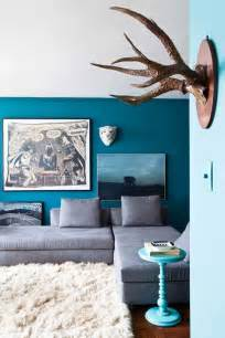 Grey Blue Decor Decor Modern Living Room Blue And Grey Just Decorate