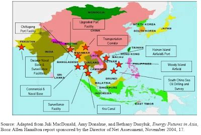 """intellibriefs: china : """"string of pearls"""" strategy"""