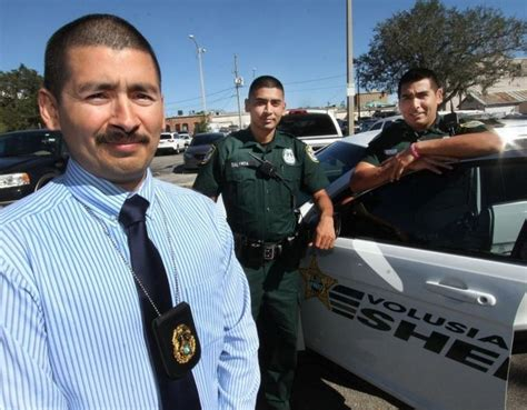 Volusia County Sheriff Office by Sons Of Illegal Immigrants Brothers Bring Diversity To Volu