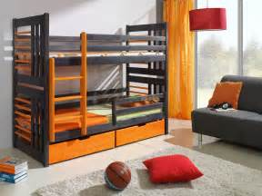 brand new children bunk bed roland with drawers
