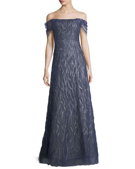 Shoulder Lace Evening Gown jovani cold shoulder embellished lace evening gown