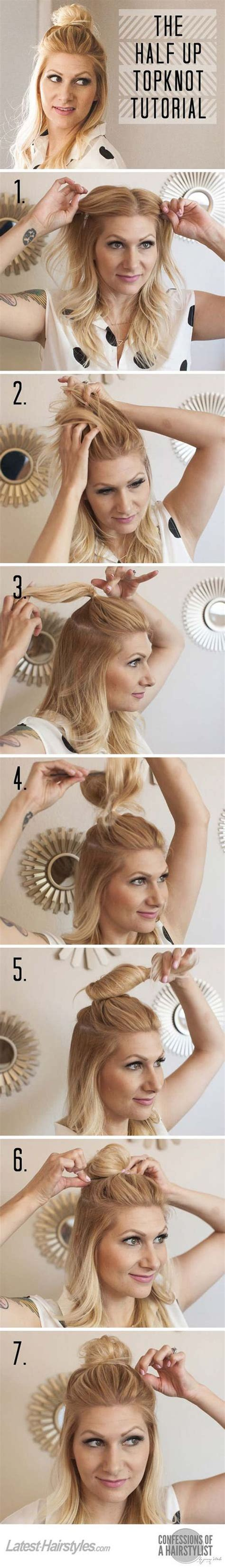 cute hairstyles step by step for teens 25 best ideas about half up wedding on pinterest half
