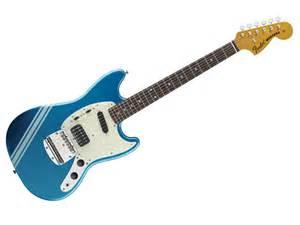 Fender Jaguar Mustang Fender Kurt Cobain Mustang Review Musicradar