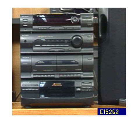 Shelf System Cd Player by Sony 200 Watt Shelf System With 5 Disc Cd Player Qvc