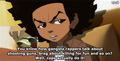 Boondocks Meme - boondocks meme huey www imgkid com the image kid has it