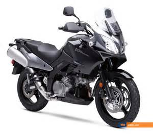 2008 Suzuki V Strom 2008 Suzuki Dl 1000 V Strom Wallpaper Mbike