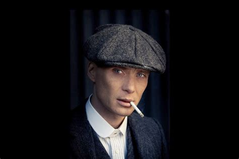 shelby haircut tommy peaky blinders