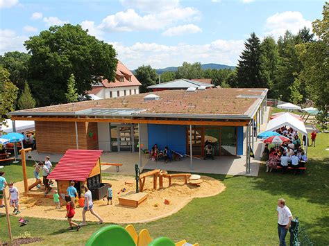 kinder garten haus architekturb 252 ro sch 246 nberger oberpfalz architekt haus des