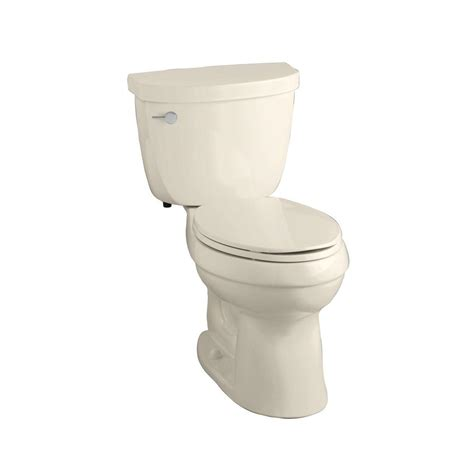 comfort height kohler cimarron comfort height 2 piece 1 6 gpf elongated
